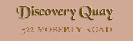Discovery Quay, 522 Moberly, BC