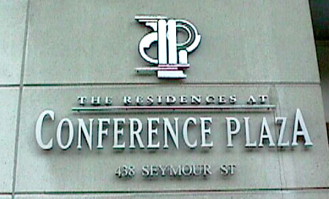 Conference Plaza, 438 Seymour, BC