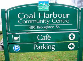 Coal Harbour Community Centre, 480 Broughton, BC