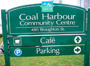Coal Harbour Community Centre, 480 Broughton, BC