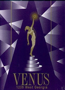 Venus, 1239 West Georgia, BC