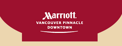 Marriott Pinnacle Strata Hotel, 1128 West Hastings, BC