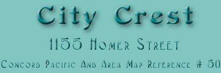 City Crest, 1155 Homer, BC