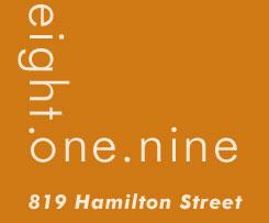 eight.one.nine, 819 Hamilton, BC