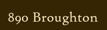 890 Broughton, 890 Broughton, BC