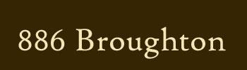 886 Broughton, 886 Broughton, BC