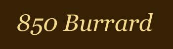 850 Burrard, 850 Burrard, BC