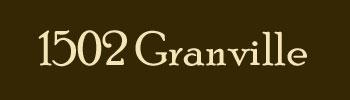1502 Granville (Non-Profit Housing), 1502 Granville, BC