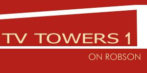 TV Towers 1, 788 Hamilton Street, BC