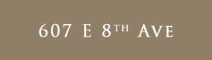 607 E. 8th Ave., 607 E. 8th Ave., BC