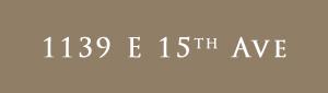 1139 E. 15th Ave, 1139 E. 15th Ave., BC