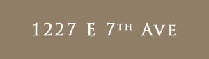 1227 E. 7th Ave., 1227 E. 7th Ave., BC