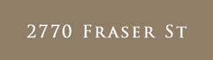 2770 Fraser St., 2770 Fraser St., BC