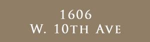 1606 W. 10th, 1606 W. 10th Ave, BC