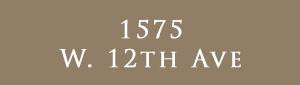 1575 W. 12th, 1575 W. 12th Ave, BC
