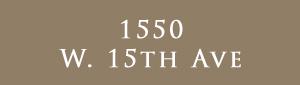 Bing Thom Blgd, 1550 W. 15th Ave, BC