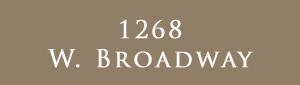 City Gardens, 1268 W. Broadway, BC