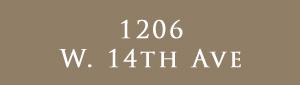 1206 W. 14th, 1206 W. 14th Ave, BC