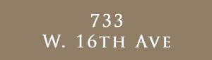 733 W. 16th, 733 W. 16th Ave, BC