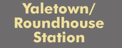 Yaletown Skytrain Station, 200 Davie & Mainland, BC