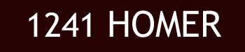 1241 Homer, 1241 Homer, BC