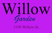 Willow Garden, 3199 Willow Street, BC