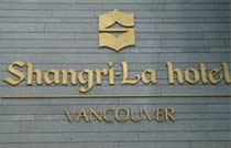 Shangri-La, 1128 West Georgia, BC