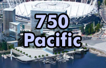 750 Pacific, 750 Pacific Boulevard - Proposed, BC