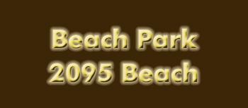 Beach Park, 2095 Beach Avenue, BC