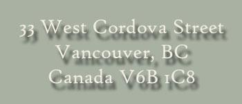 33 West Cordova, 33 West Cordova Street, BC