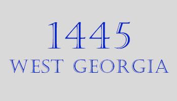 1445 West Georgia, 1445 West Georgia, BC