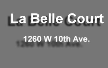 La Belle Court, 1260 W. 10th Ave, BC