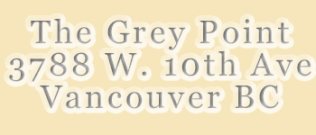 The Grey Point, 3788 West 10th Avenue, BC