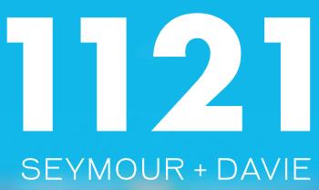 1121 Seymour + Davie, 1121 Seymour Street, BC