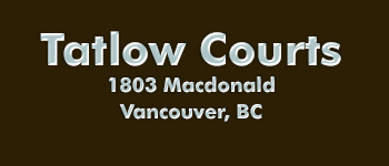 tatlow Courts, 1803 Macdonald Street, BC