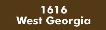 1616 West Georgia, 1616 West Georgia, BC