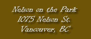 Nelson on the Park, 1075 Nelson, BC