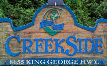 Creekside 8655 KING GEORGE V3W 5C4