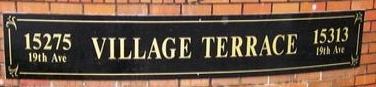 Village Terrace 15275 19TH V4A 1X6