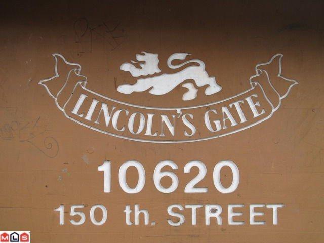 Lincoln's Gate 10620 150TH V3R 7S1