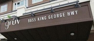 Gruv 9655 KING GEORGE V3T 0C7