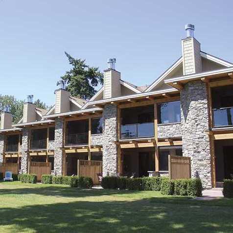Galiano Inn and Spa - Exterior 01!