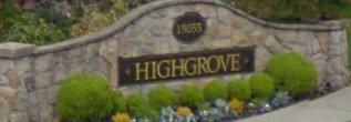 High Grove 15055 20TH V4A 9X9