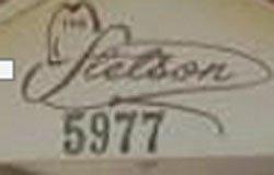 The Stetson 5977 177B V3S 4J7
