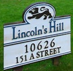 Lincoln Hill 10626 151A V3R 8K7