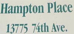 Hampton Place 13775 74TH V3W 9C5