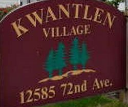 Kwantlen Village 12585 72ND V3W 1R9