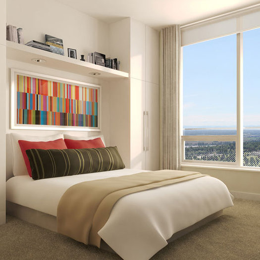 MetroPlace - Typical suite 03!