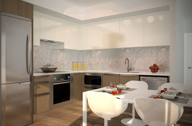 MetroPlace - Typical suite 02!