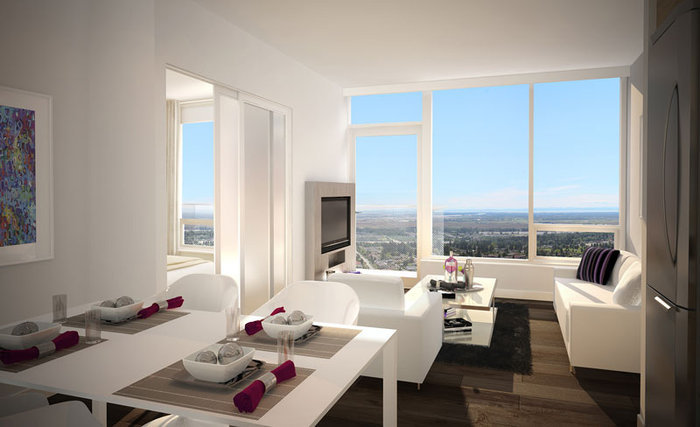 MetroPlace - Typical suite 01!